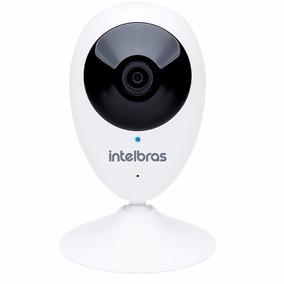 Câmera Intelbras Mibo Wifi Hd 720p Ic3 Micro-sd Frete Grátis