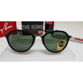 Óculos De Sol Ray-ban Highstreet Rb4253 Verde G15 Original. 2d8d1b5ee7