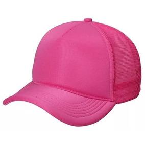 Boné Feminino Redinha Atrás Pink Rosa Aba Torta Moda Barato 51795e76de0