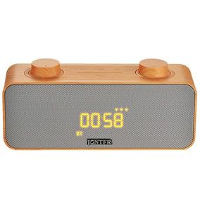 e8f89a49e6d Caixa De Som Portatil 15w Rms Radio Relogio Sp138 - Eletrônicos ...