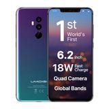 Teléfono Umidigi Z2 4g-lte De 6gb 64gb Helio P23 Mtk6763