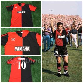 Camiseta Retro Newells Maradona 1993