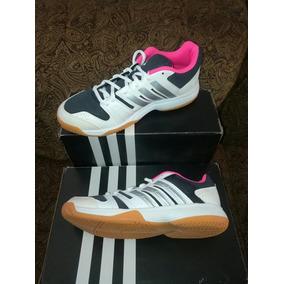 big sale f1828 bd989 Tenis adidas Voleibol Ligra
