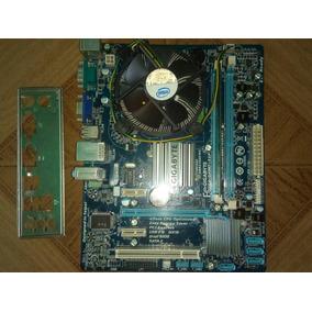 Tarjeta Madre 775 + Procesador Dual Core + Memoria Ddr3 2gb