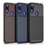 Capa Case Anti Impacto Redmi Note 7 + Pel Vd 5d Full Glue