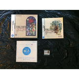 Final Fantasy Crystal Chronicles Ring Of Fates Nintendo Ds