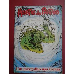 Revista Monstro Do Pântano Nº 02 Fev/1990