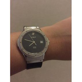 Delicado Y Elegante Reloj De Dama Hublot Geneve,