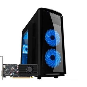 Cpu Gamer Asus/ Core I5 7400/ 8gb Ddr4/ 1tb/ Radeon 2gb
