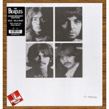 The Beatles- White Album Box Set - Deluxe Ed. Cd / Blu- Ray