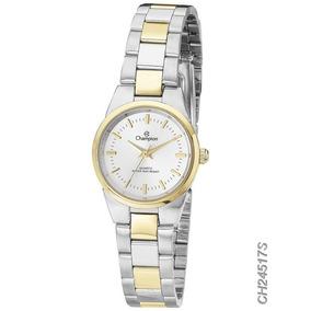 477c2063360 Relogio Champion Feminino Pequeno Prata - Relógios De Pulso no ...