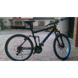 Bicicleta Todo Terreno Marco Aluminio Importada De Mexico