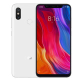 Xiaomi Mi 8 128gb 6g Ram Global + Capa + Película + Fone