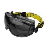 Óculos Fumê Segurança Everest Ampla Visão Paintball Esportes 868963c109