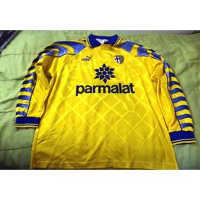 Camiseta Parma - Camisetas de Clubes Extranjeros para Adultos en ... 9c5f3052ae390