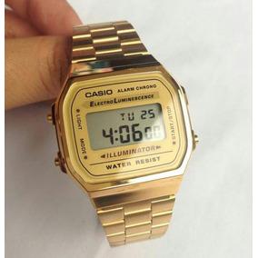 1257c91d700 Caixa Relógio Casio Vintage - Joias e Relógios no Mercado Livre Brasil