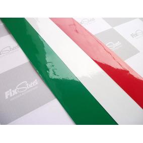 Adesivo Bandeira Itália Para Grade - Faixa Única