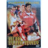 Dvd Alta Velocidade Com Sylvester Stallone