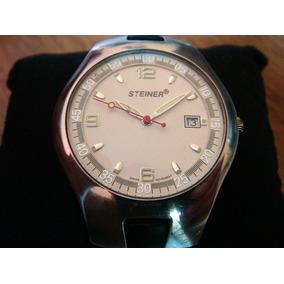 Reloj Steiner. Swiss Movement. 100% Original.