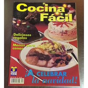 Vendo Revistas De Cocina Facil En Mercado Libre Mexico