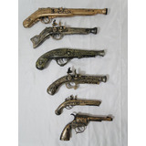Six Gun Pirate Century Seventeen Revolver Holster Trabuco