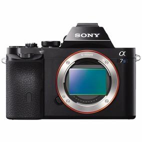 Câmera Sony Alpha Ilce 7s-mii Corpo Com Nf