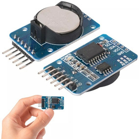 Ds3231 Shield Relógio Tempo Real Arduino Rtc Eeprom At24c32
