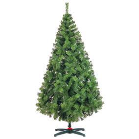 Arbol Navidad Pino Boston Verde 1.90m Artificial Naviplastic