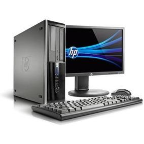 Computadoras Completas, Dual Core Con Monitor Y Garantía.