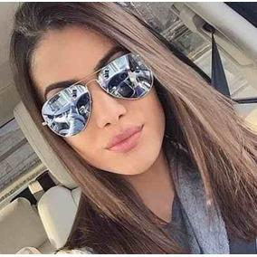 Óculos De Sol Feminino Espelhado Barato - Óculos no Mercado Livre Brasil e4d9344b1b