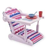 Journey Girls - Take Along Doll Chair Silla / Meloni Tutito