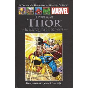Coleccion Marvel Salvat - Thor En La Busqueda De Los Dioses