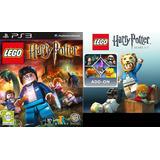 Lego Harry Potter Años 5-7 + Dlc Pack ~ Ps3 Digital Español