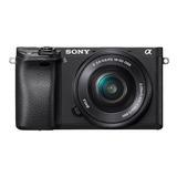 Cámara Sony Alpha A6300 Montura E Sensor Aps-c
