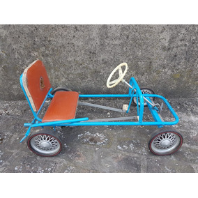 Antiguo Carting A Pedal