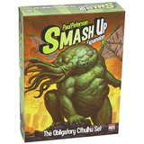 Smash Up The Obligatory Cthulhu Expansion Game