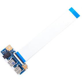 Placa Audio Usb Dell I14 5458 5558 5566 Ls-b843p Ls-d071p