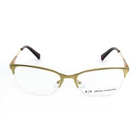 563e77cb6ff2f Armação De Óculos Armani Exchange Ax 1023 3124 53-17 140