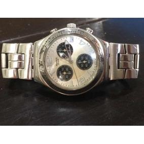 Relógio Swatch Swiss Irony Stainless Steel