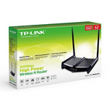 Router Wifi Tp-link Tl-wr841hp 9dbi 300 Mbps 841hp