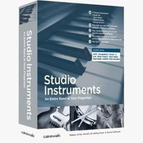 Cakewalk Studio Instruments Win