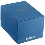 Seiko Nueva Caja De Regalo De Presentación De Reloj Azul Co