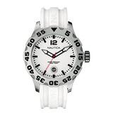 Reloj Nautica Hombre Blanco - Relojes en Mercado Libre Colombia de0ea3e40044