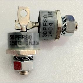 Diodo Retificador * 50a - 800v * 50pfr80 Ou 50pf8