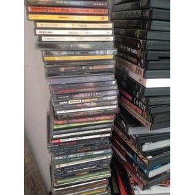 Coleção Cds E Dvds Originais 185 Unidades
