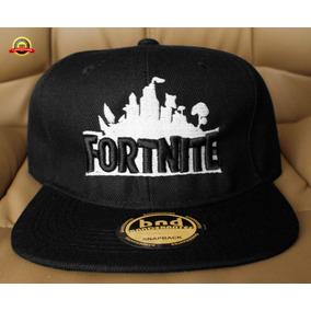 Fortnite Gorra Black Gamer Moda Juego Battle Royale Skins
