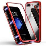 Estuche Magnético iPhone 5 6 7 8 X Xs Xr S9 S10 Plus Matelit