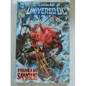 Hq-universo Dc:os Novos 52! Aquaman:#10:panini Comics