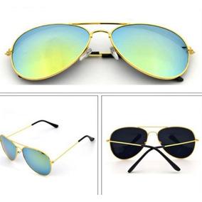 Oculos Luck Brand Aviator - Óculos no Mercado Livre Brasil 3ac84567dc