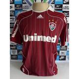 Camisa Fluminense Grena Adidas - Camisas de Futebol no Mercado Livre ... 73c33e54e960c